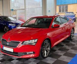SKODA SUPERB 2.0 TDI 150BHP 2017 FOR SALE IN CORK FOR €19995 ON DONEDEAL