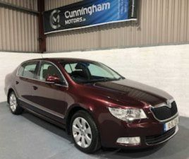 SKODA SUPERB, 2010 FOR SALE IN KERRY FOR €5450 ON DONEDEAL
