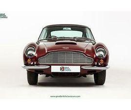 ASTON MARTIN DB6 // FULLY RESTORED // EARLY SUPERLEGGERA BADGED CAR