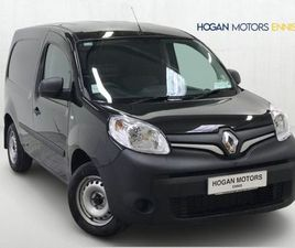 RENAULT KANGOO BUSINESS EDITION 80 BHP 14 500 VAT FOR SALE IN CLARE FOR €14,500 ON DONEDEA