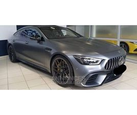 MERCEDES AMG GT 63 S 639CH EDITION 1 4MATIC+ SPEEDSHIFT MCT