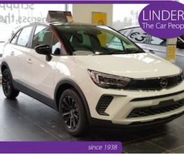OPEL CROSSLAND X 1.2 SRI 83BHP - BRAND NEW FOR SALE IN DUBLIN FOR €25804 ON DONEDEAL