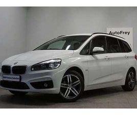 BMW 2ER-REIHE 218D XDRIVE GRAN TOURER SPORT LINE AUT. KOMBI / FAMILY VAN