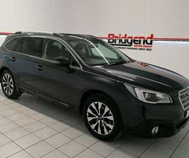 SUBARU OUTBACK 2.5I SE PREMIUM LINEARTRONIC 4WD (S/S) 5DR