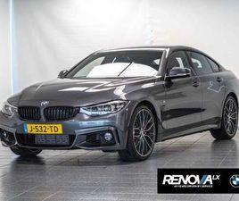 BMW 418 GRAN COUPÉ 418I M-SPORT EXECUTIVE EDITION I 20 M-