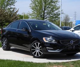 2018 VOLVO S60 T5 INSCRIPTION PLATINUM
