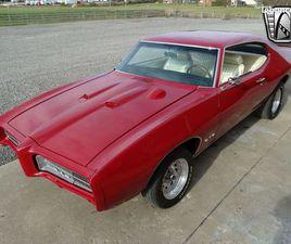 PONTIAC GTO 1969 - V8 400CI - BOITE AUTO