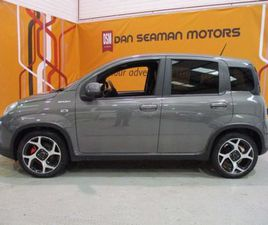 FIAT PANDA 1.0 MHEV 70 HP HYBRID PANDA SPORT-16 FOR SALE IN CORK FOR €15,990 ON DONEDEAL