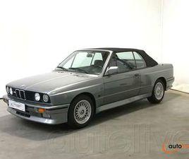 BMW M3 E30 SERIES CABRIO M3 - € 55.000 À VENDRE