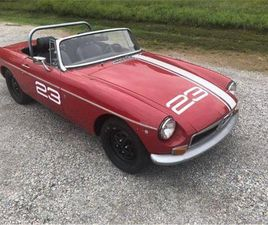 FOR SALE: 1972 MG MGB IN CADILLAC, MICHIGAN