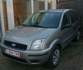 ② FORD FUSION 1,4TDCI - FORD