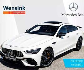 MERCEDES-BENZ AMG GT 4-DOOR COUPE 63 4MATIC+ PREMIUM | AMG DYNAMIC PLUS