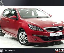PEUGEOT 308 ACTIVE 1.6 BLUE HDI 100 4DR FOR SALE IN GALWAY FOR €13,995 ON DONEDEAL