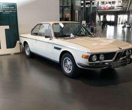 BMW 2800 CS A E9 COUPE RESTAURIERT SAMMLERZUSTAND