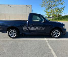 USED FORD F-150 2002
