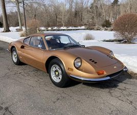 1972 FERRARI 246GT FOR SALE