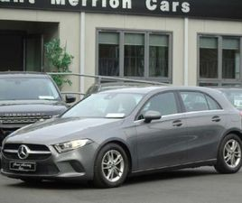 MERCEDES-BENZ A-CLASS NEW MODEL/PETROL/AS NEW FOR SALE IN DUBLIN FOR €26,900 ON DONEDEAL