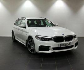 2018 BMW 5 SERIES 2.0 530I M SPORT TOURING 5D - £29,998