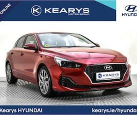 HYUNDAI I30 FASTBACK 5DR (FULLY SANITIZED) FOR SALE IN CORK FOR €21997 ON DONEDEAL