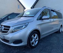 MERCEDES-BENZ V CLASS V220 XLWB FOR SALE IN CLARE FOR €38,950 ON DONEDEAL