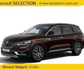 RENAULT KOLEOS GT LINE FOR SALE IN DUBLIN FOR €39,900 ON DONEDEAL