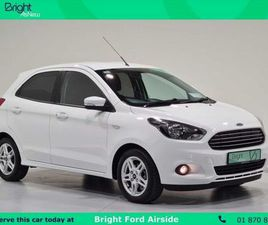 FORD KA+ KA ZETEC 1.2 85PS 5SPEED 4DR FOR SALE IN DUBLIN FOR €12,950 ON DONEDEAL