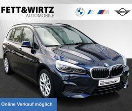 BMW 218D GRAN TOURER XDRIVE AUT NAVI LED ACC SHZ PDC