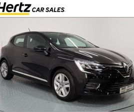 RENAULT CLIO DYNAMIQUE TCE 100 MY19 5D PRICE PER FOR SALE IN DUBLIN FOR €15,795 ON DONEDEA