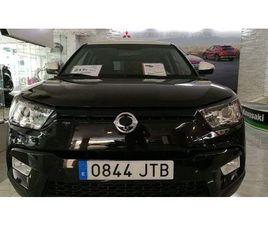 SSANGYONG TIVOLI G16 LIMITED 4X2 4X4, SUV O PICKUP DE SEGUNDA MANO EN LAS PALMAS   AUTOCAS