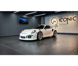 PORSCHE 911 GT3 RS COUPE AT