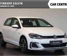 VOLKSWAGEN GOLF GTE TSI 204 DSG AUTO BLUEMOTION P FOR SALE IN CORK FOR €23,950 ON DONEDEAL