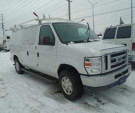 USED 2014 FORD E250 CARGO VAN
