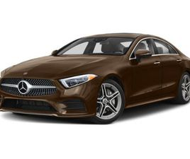 BRAND NEW BLUE COLOR 2021 MERCEDES-BENZ CLS 450 4MATIC FOR SALE IN MORRISTOWN, NJ 07960. V