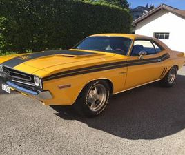 DODGE CHALLENGER R/T - COUPE