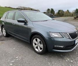 SKODA OCTAVIA SE TECHNOLOGY 2.0TDI 150PS FOR SALE IN CLARE FOR €17,500 ON DONEDEAL