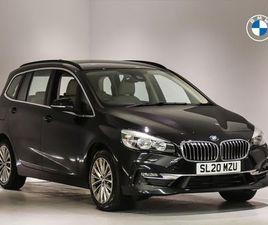 BMW 2 SERIES GRAN TOURER 220D XDRIVE LUXURY GRAN TOURER 2.0 5DR