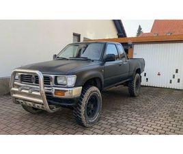 VW TARO 2.4D 4X4 TÜV 11/2021