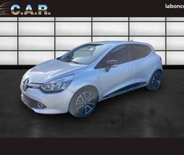 RENAULT CLIO 1.5 DCI 90CH ENERGY LIMITED EDC EURO6