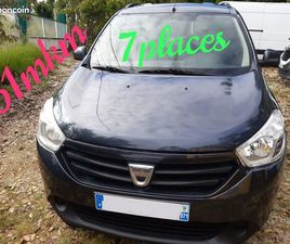 DACIA LODGY 1.5L DCI 90 FAP ECO II 7 PLACES