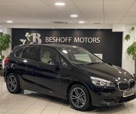 225XE ACTIVE TOURER SPORT PLUG IN HYBRID..BEIGE LEATHER//ONLY 8,000 MILES//AS NEW..BMW WAR
