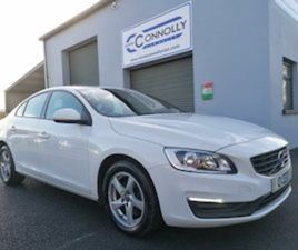 VOLVO S60 76 BUSINESS EDITION D2 120 DRIVE-E ST FOR SALE IN DONEGAL FOR €12890 ON DONEDEAL