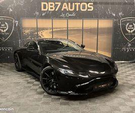 ASTON MARTIN V8 NEW VANTAGE 4.0 BITURBO 510 CH FULL BLACK