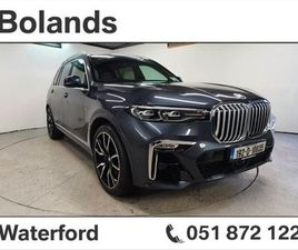 BMW X7 XDRIVE30D G07A 4DR AUTO FROM 316 PER WEEK FOR SALE IN WATERFORD FOR €97,975 ON DONE