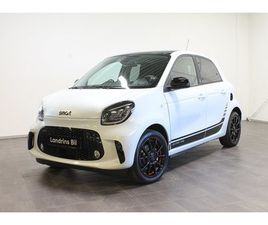 BEGAGNAD SMART FORFOUR ELECTRIC 17.6 KWH EDITION ONE CARBON PANORAMA 2020, HALVKOMBI