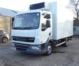 2011 DAF LF 45-160 FRIDGE WITH MEAT RAILS . FOR SALE IN ANTRIM FOR £10500 ON DONEDEAL