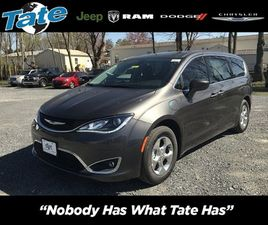 BRAND NEW GRAY COLOR 2020 CHRYSLER PACIFICA HYBRID TOURING FOR SALE IN FREDERICK, MD 21704