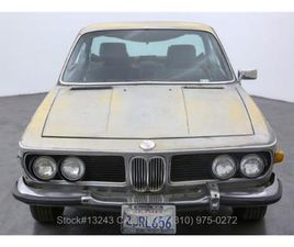 FOR SALE: 1970 BMW 2800CS IN BEVERLY HILLS, CALIFORNIA