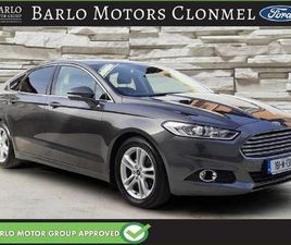 2018 FORD MONDEO 2.0L DIESEL FROM BARLO MOTOR GROUP CLONMEL (FORD) - CARSIRELAND.IE