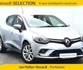 RENAULT CLIO IV DYNAMIQUE NAV 1.2 PETR FOR SALE IN LAOIS FOR €13,989 ON DONEDEAL