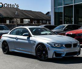 2017 BMW M4 CABRIOLET | CARS & TRUCKS | OTTAWA | KIJIJI